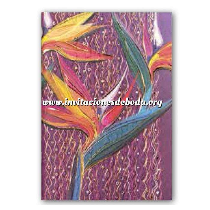 Imagen Turnowsky Cuadernillo Notebook Turnowsky - Flor exótica Ref. 38494 (Últimas Unidades)