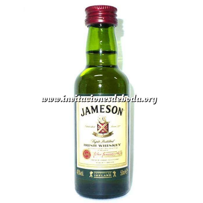 Imagen Whisky Whisky Jameson 5cl