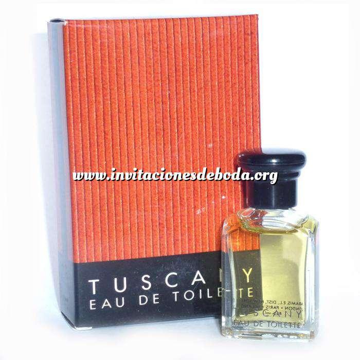 Imagen -Mini Perfumes Hombre Tuscany Per Uomo Eau de Toilette by Tuscany 4.5ml. (Últimas Unidades)