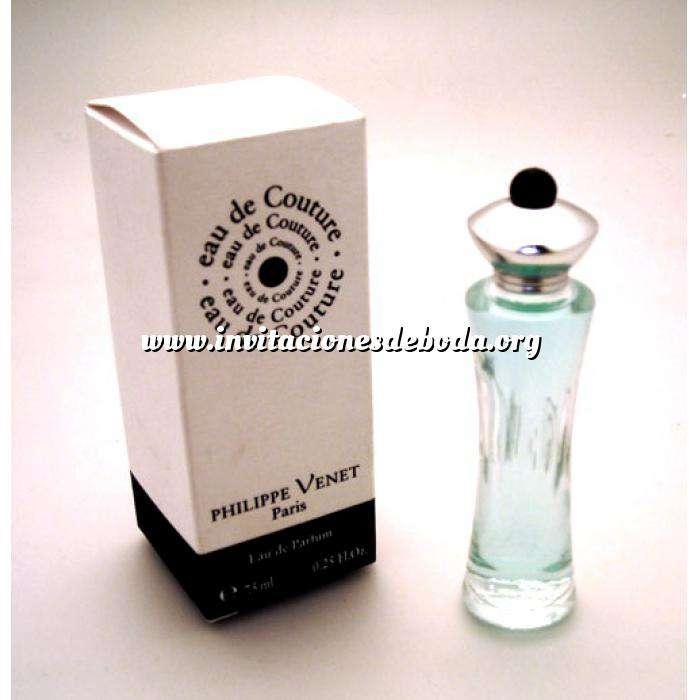 Imagen -Mini Perfumes Mujer Eau de Couture Eau de Parfum by Philippe Vene 5ml. (Últimas Unidades)