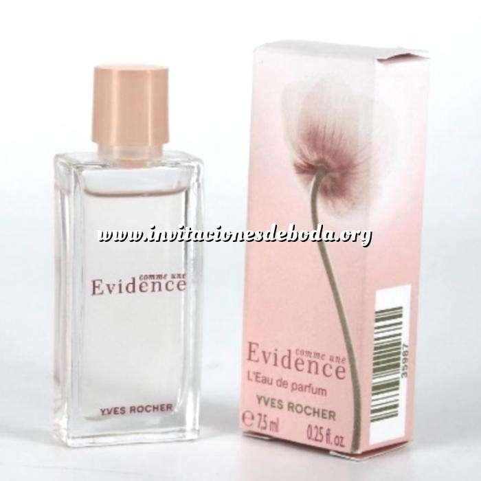 Imagen -Mini Perfumes Mujer Evidence Comme Une Eau de Parfum by Yves Rocher 7.5ml. (Últimas Unidades)