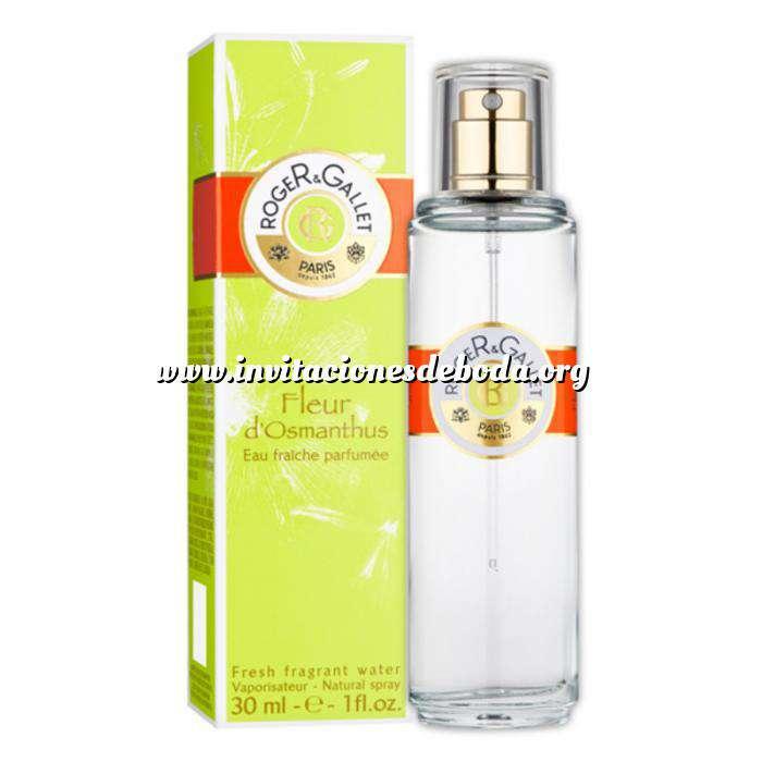 Imagen -Mini Perfumes Mujer Fleur d´Osmanthus EDP by Roger y Gallet 30ml. (Últimas Unidades)