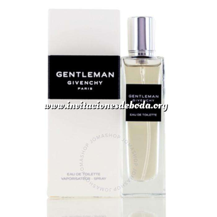 Imagen -Mini Perfumes Mujer Gentleman EDT Negro by Givenchy 15 Ml VAPO (Ideal Coleccionistas) (Últimas Unidades)