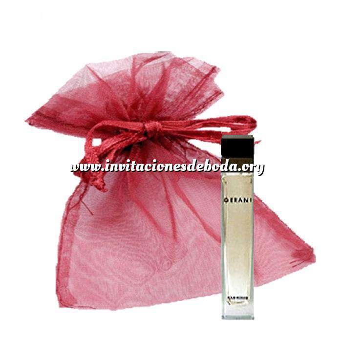 Imagen -Mini Perfumes Mujer Gerani Eau de Toilette para mujer by Gerani 4,5ml. (preparado en bolsa de organza) (Ideal Coleccionistas) (Últimas Unidades)