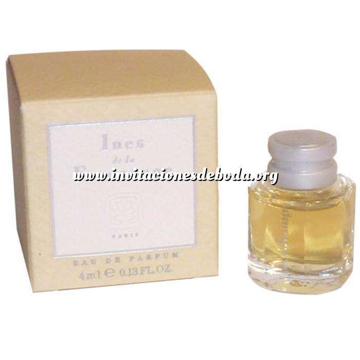 Imagen -Mini Perfumes Mujer Ines de la Fressange Eau de Parfum 4ml. (IDEAL COLECCIONISTAS) (Últimas Unidades)
