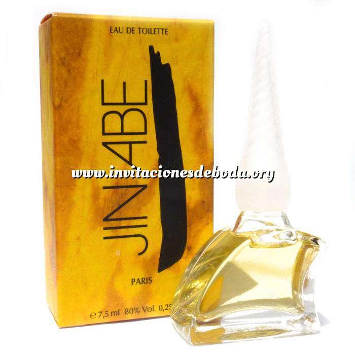 Imagen -Mini Perfumes Mujer Jinabe Eau de Tiolette by Jinabe 7,5ml. (Últimas Unidades)