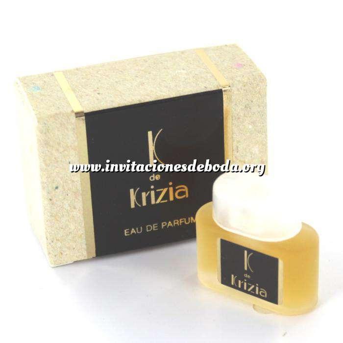Imagen -Mini Perfumes Mujer K Eau de Parfum by Krizia 3ml. (Últimas Unidades)
