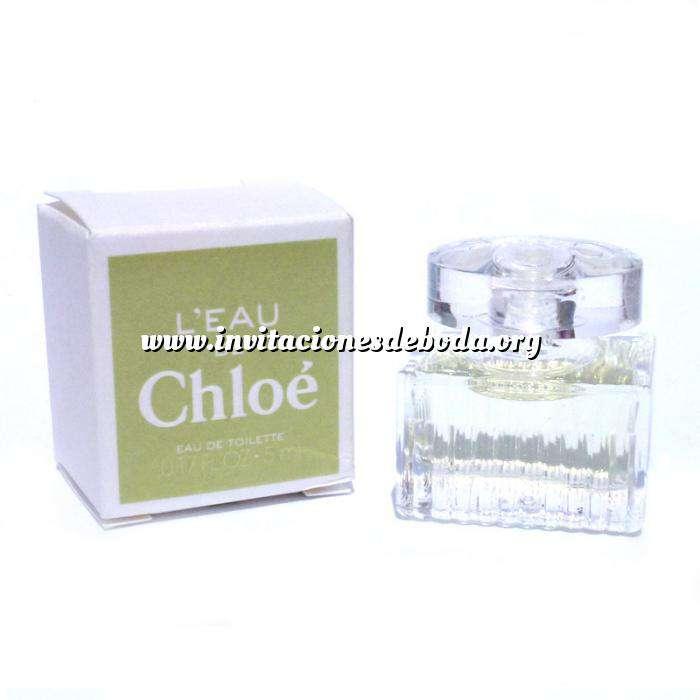 Imagen -Mini Perfumes Mujer L Eau de Chloé Eau de Toilette by Chloé 5ml. (Últimas Unidades)