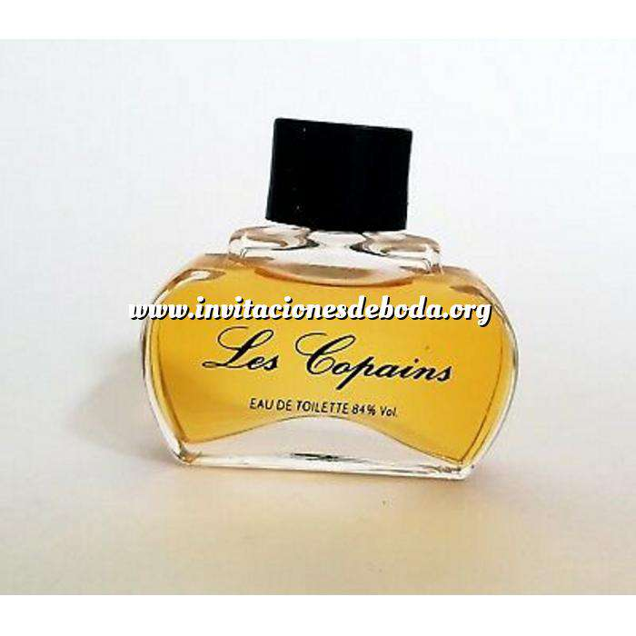 Imagen -Mini Perfumes Mujer Les Copains Parfum de Toilette 5ml. (Ideal Coleccionistas) SIN CAJA(Últimas Unidades)
