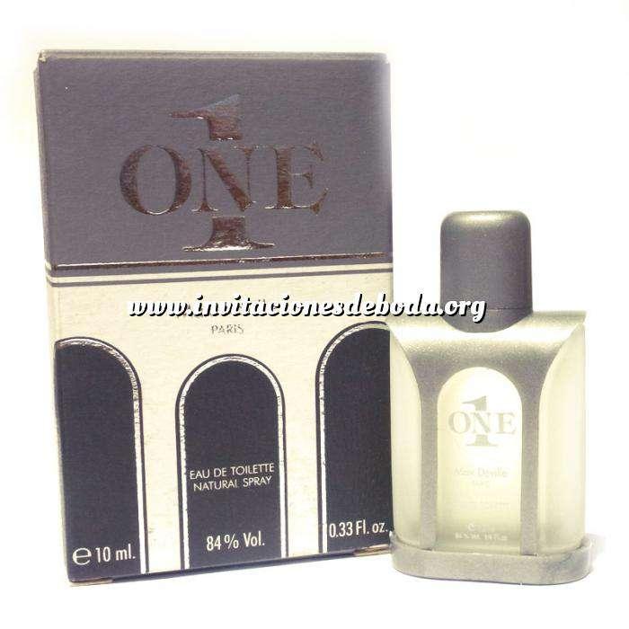 Imagen -Mini Perfumes Mujer One Eau de Toilette by Max Deville 10ml. (Últimas Unidades)