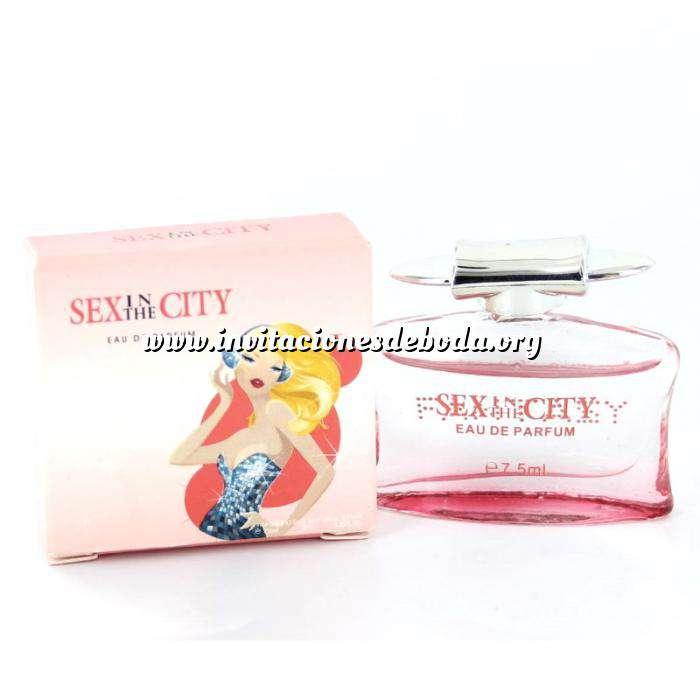 Imagen -Mini Perfumes Mujer Sex in the city - Fantasy Eau de Parfum 7,5 ml. by InStyle (IDEAL COLECCIONISTAS) (Últimas Unidades)