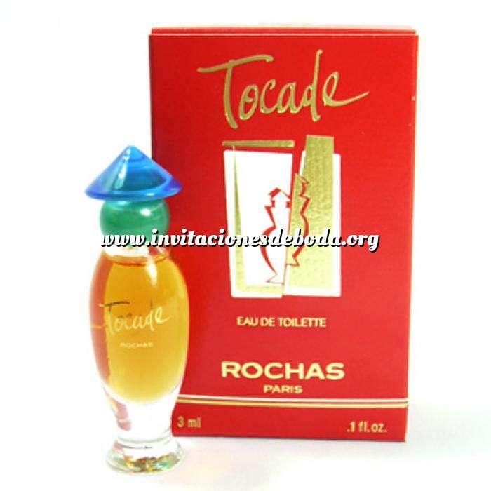 Imagen -Mini Perfumes Mujer Tocade Eau de Toilette by Rochas 3ml. (Últimas Unidades)