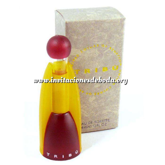 Imagen -Mini Perfumes Mujer Tribù by Benetton para mujer (Solo coleccionstas) (Ideal Coleccionistas) (Últimas Unidades)