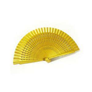 Abanico Calado 19 cm - Abanico Calado 19 cm DORADO (Últimas Unidades)