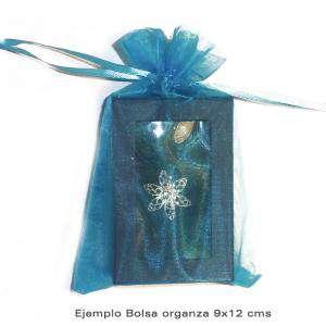 Bolsas de organza_Tamaño 09x12 cms.