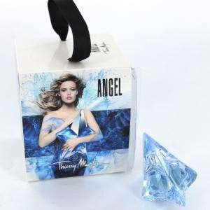EDICIONES ESPECIALES - Angel Eau de Parfum by Thierry Mugler 5ml. (EDICIÓN ESPECIAL Caja cuadrada transparente) (Últimas Unidades)