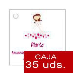 Imagen Etiquetas impresas Etiqueta Modelo A22 (Paquete de 35 etiquetas 4x4)
