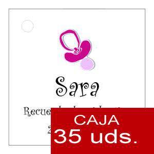 Etiquetas impresas - Etiqueta Modelo B05 (Paquete de 35 etiquetas 4x4)