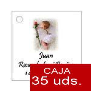Imagen Etiquetas impresas Etiqueta Modelo C25 (Paquete de 35 etiquetas 4x4)