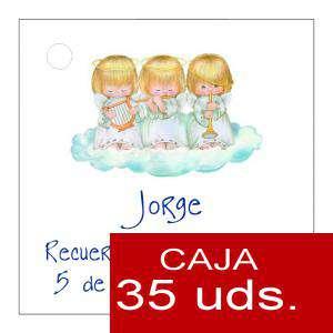Etiquetas impresas - Etiqueta Modelo D26 (Paquete de 35 etiquetas 4x4)