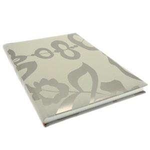 Floral - Libro de Firmas CAMILA Cool Grey (Últimas Unidades)