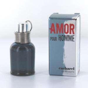 Mini Perfumes Hombre - Amor Pour Homme EDT by Cacharel 5ml. (Últimas Unidades)