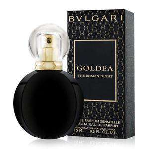 Mini Perfumes Hombre - Bvlgari Goldea The Roman Night EDP VAPO by Bvlgari 15ml. (Últimas Unidades)