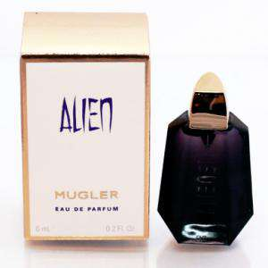 Mini Perfumes Mujer - Alien Eau de Parfum by Thierry Mugler 6ml. (Últimas unidades)