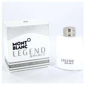 Mini Perfumes Mujer - Legend Spirit Eau de Toilette by Mont blanc 4.5ml. (Últimas unidades)