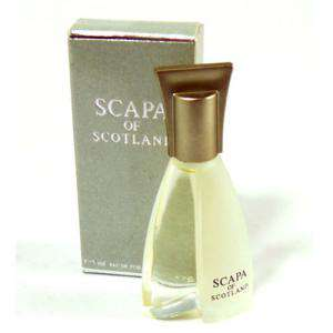 Mini Perfumes Mujer - Scapa of Scotland Eau de Toilette para mujer by Scapa 5ml. (Últimas Unidades)