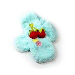 Niños - Bufanda con fresas
