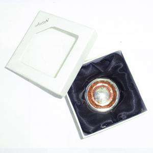 Imagen Prácticos mujer Cuelgabolsos Plegable anillo en caja