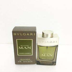 -Mini Perfumes Hombre - Bvlgari Man Wood Essence EDP VAPO by Bvlgari 15ml. (Últimas Unidades)