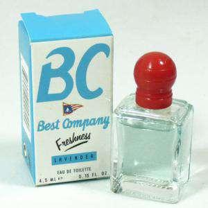 -Mini Perfumes Mujer - Best Company Freshness Lavender Eau de Toilette 4.5ml. (Ideal Coleccionistas) (Últimas Unidades)