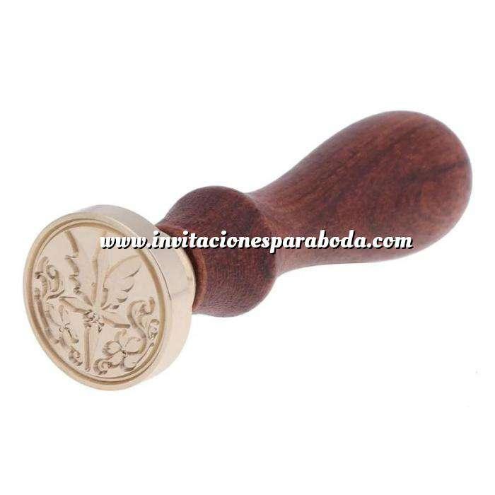 Imagen Símbolos Sello lacre mango largo - DECORACION MOD4 (Últimas Unidades)