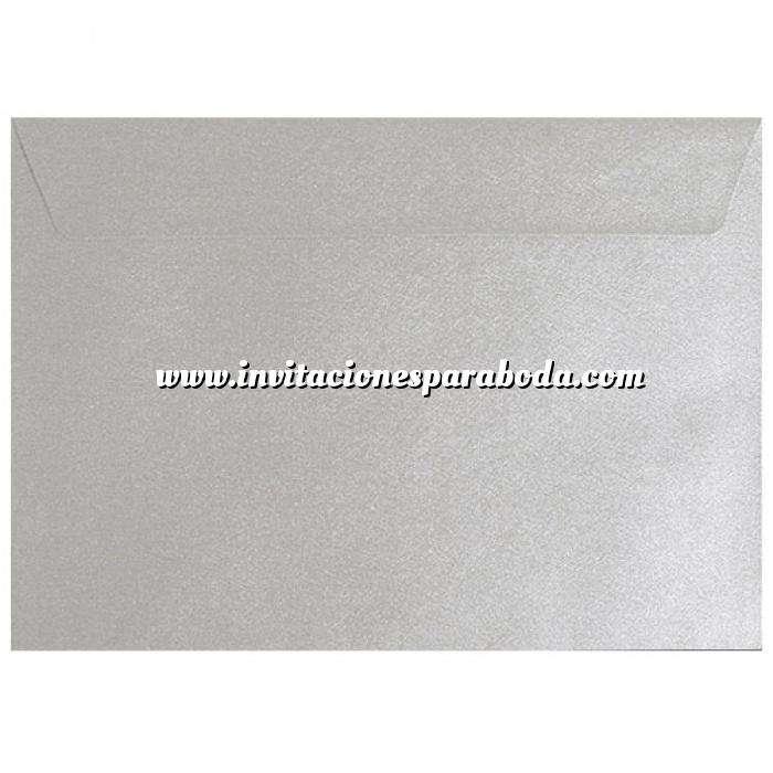 Imagen Sobres C5 - 160x220 Sobre textura gris c5