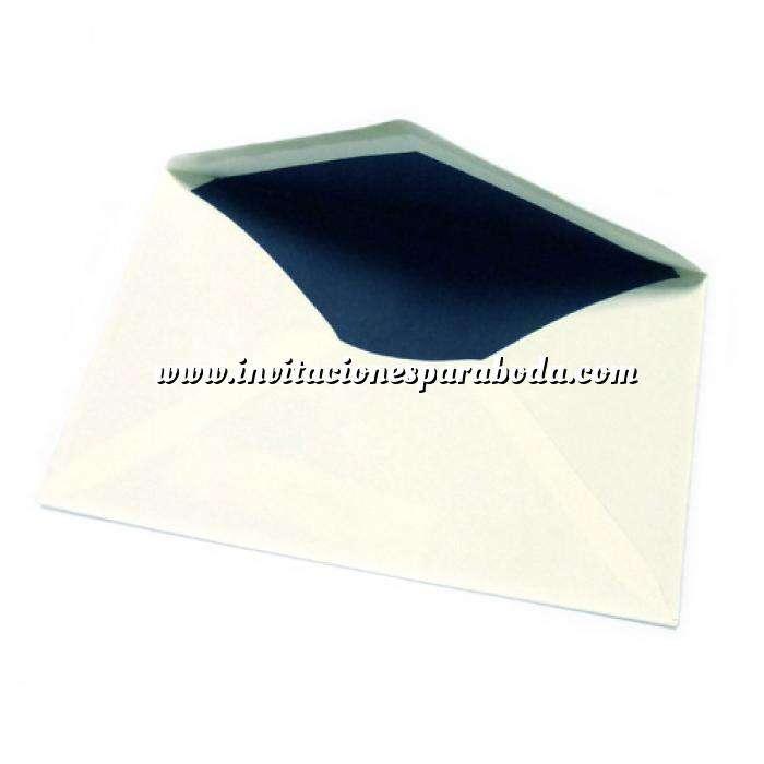 Imagen Sobres Forrados Sobre 14x9 forrado azul (Últimas Unidades)