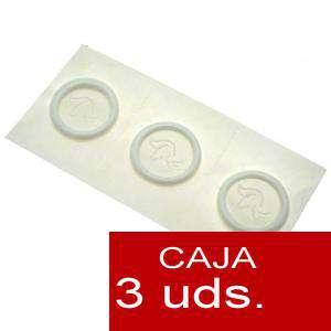 Sellos adhesivos - Sellos de lacre Adhesivos- Paloma Blanca 3 uds (Últimas Unidades)