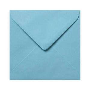 Sobres Cuadrados - Sobre Celeste Cuadrado (Azul Pastel)