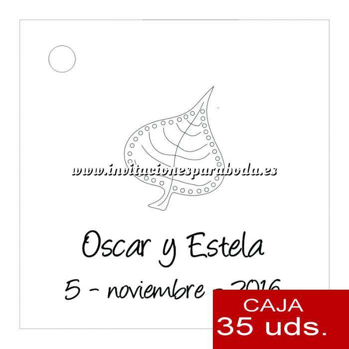 Imagen Etiquetas impresas Etiqueta Modelo F02 (Paquete de 35 etiquetas 4x4)