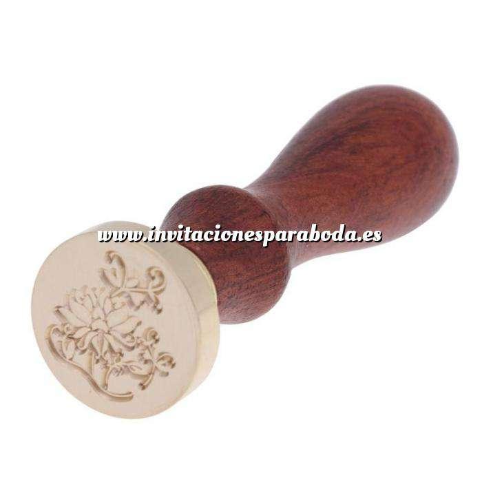 Imagen Símbolos Sello lacre mango largo - DECORACION MOD1 (Últimas Unidades)