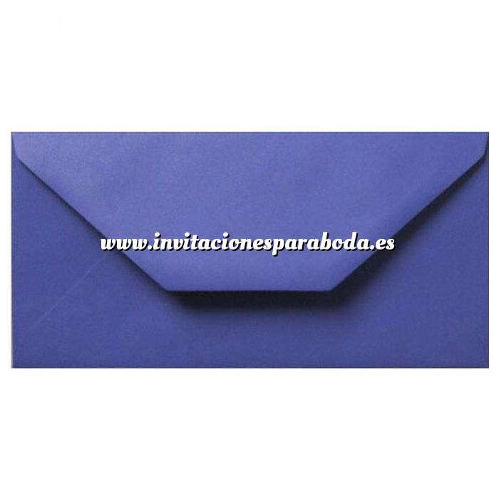 Imagen Sobre Americano DL 110x220 Sobre azul lirio DL (VY24DL)