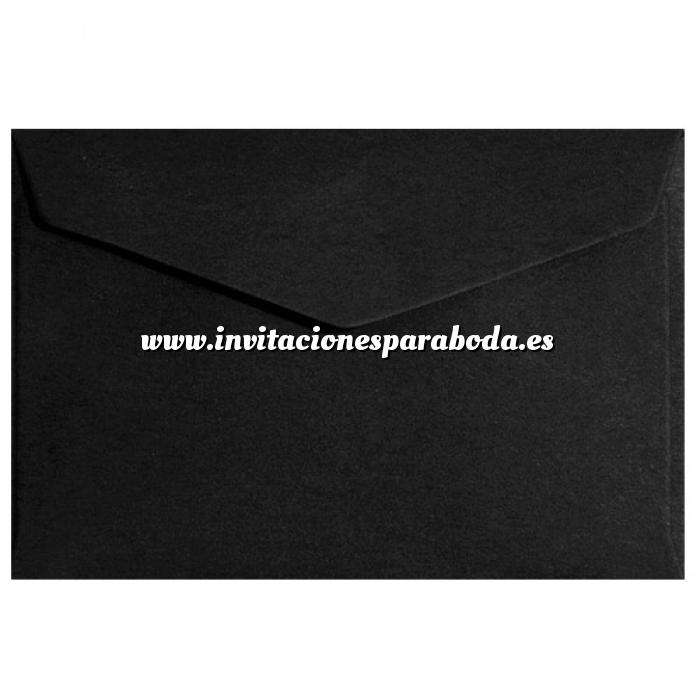Imagen Sobres C5 - 160x220 Sobre Negro pico c5