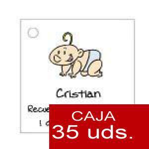 Imagen Etiquetas impresas Etiqueta Modelo B23 (Paquete de 35 etiquetas 4x4)