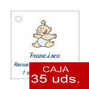 Imagen Etiquetas impresas Etiqueta Modelo C21 (Paquete de 35 etiquetas 4x4)