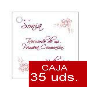 Imagen Etiquetas impresas Etiqueta Modelo D17 (Paquete de 35 etiquetas 4x4)