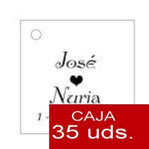Imagen Etiquetas impresas Etiqueta Modelo E02 (Paquete de 35 etiquetas 4x4)