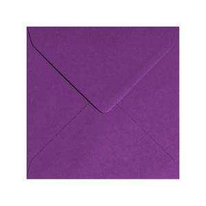 Sobres Cuadrados - Sobre Morado Cuadrado (Púrpura)