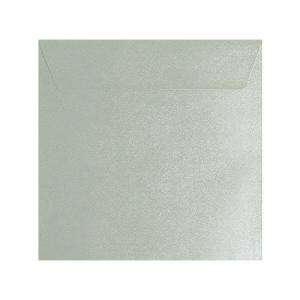 Sobres Cuadrados - Sobre textura gris Cuadrado