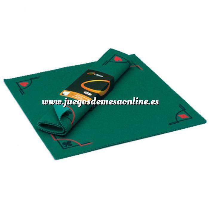 Imagen Accesorios poker Tapete de fieltro antideslizante